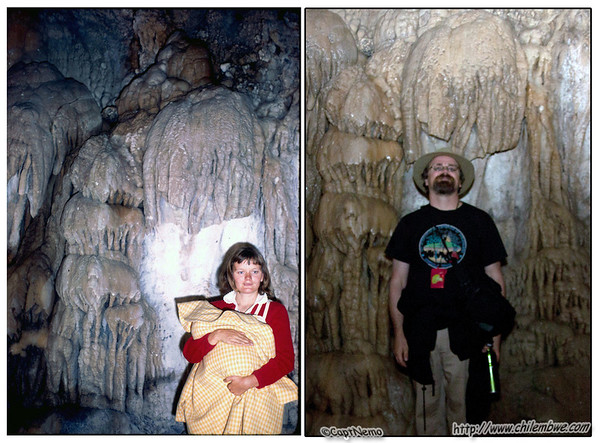 Over 40 years of caving