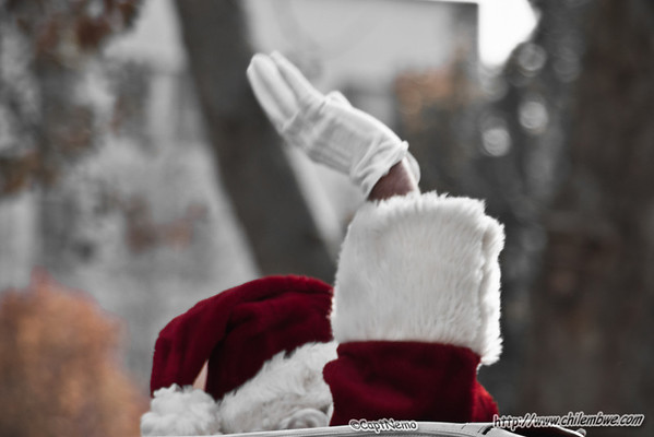 Bye Santa!