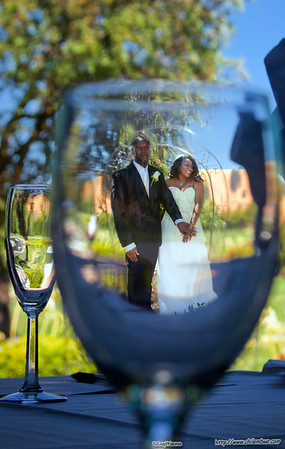 wedding glass