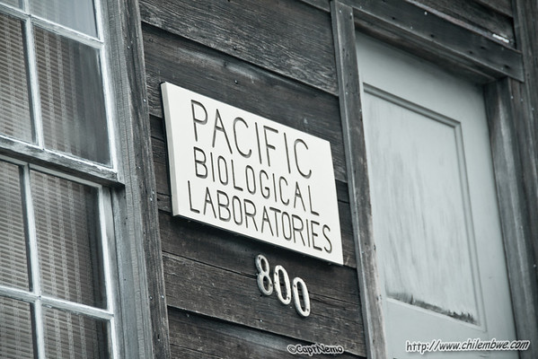 Pacific biological laboratories