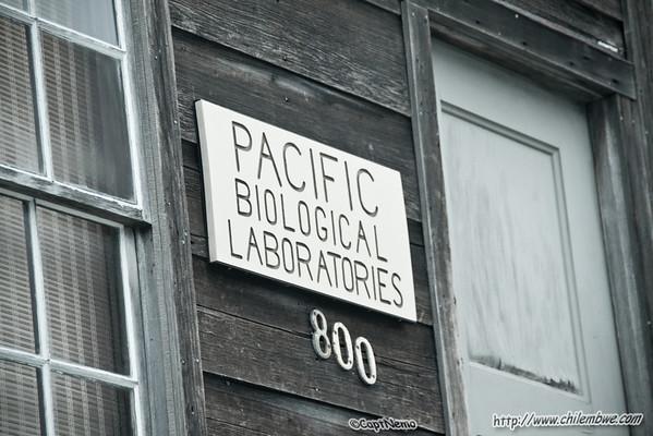 Pacific biological laboratories