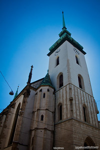 Downtown Brno