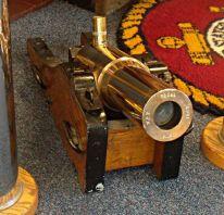 Lyle Gun - US Coast Guard Museum - Seattle