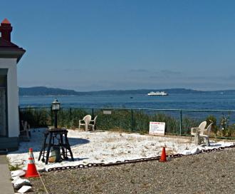 alki point lighthouse - west seattle