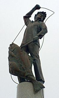Seattle Fisherman's Memorial, Fisherman's Terminal
