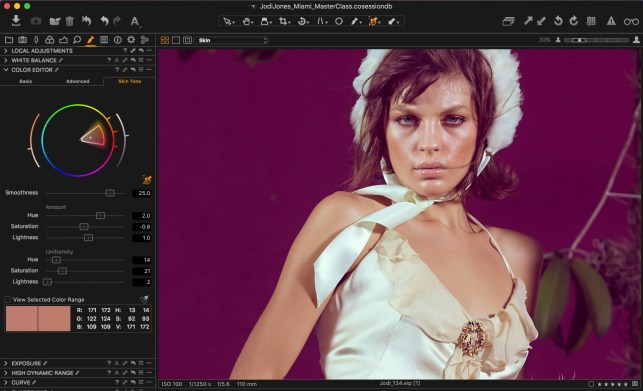 5. Use the Color Picker Tool in Color Editor (...)