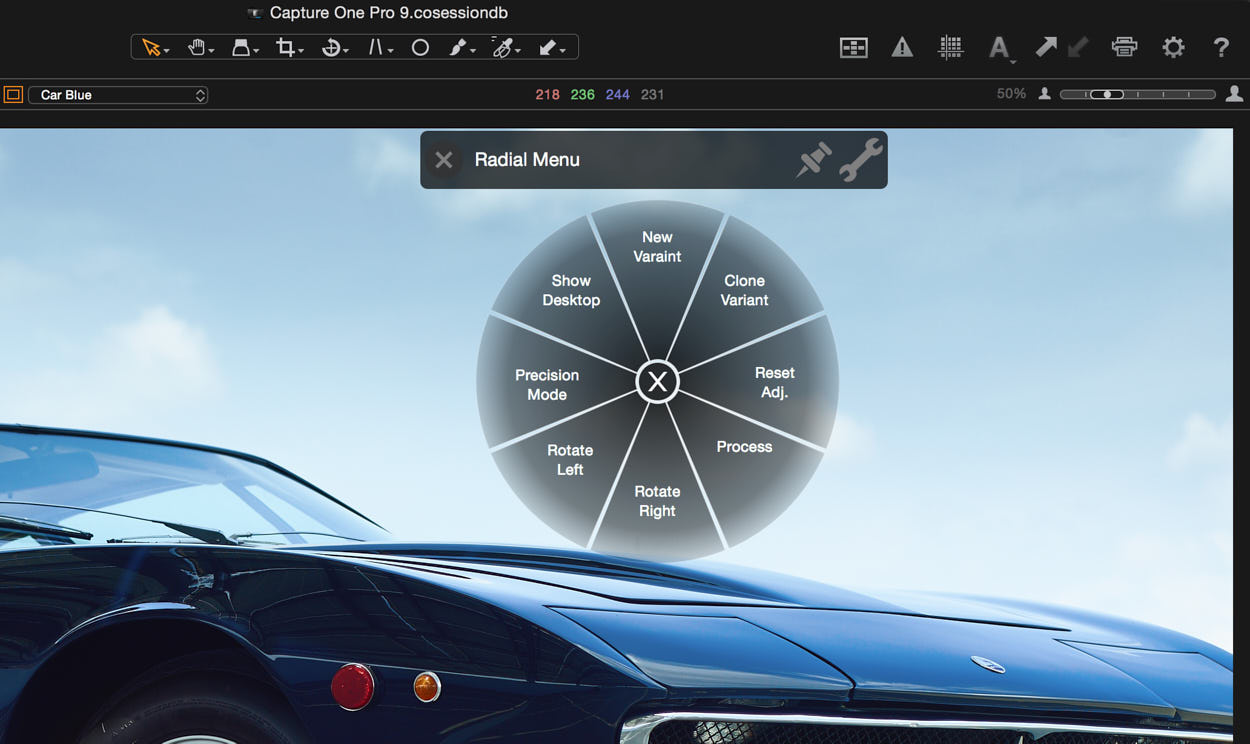 Capture One Blog » Blog Archive Using Wacom Tablet with Capture One
