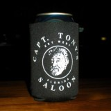 Classic Capt Tony's Saloon Can Koozie