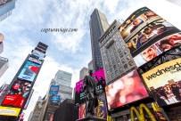 George M Cohan - Times Square - Manhattan - New York