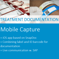 Healthcare + Mobile Capture: Ephesoft and SAP
