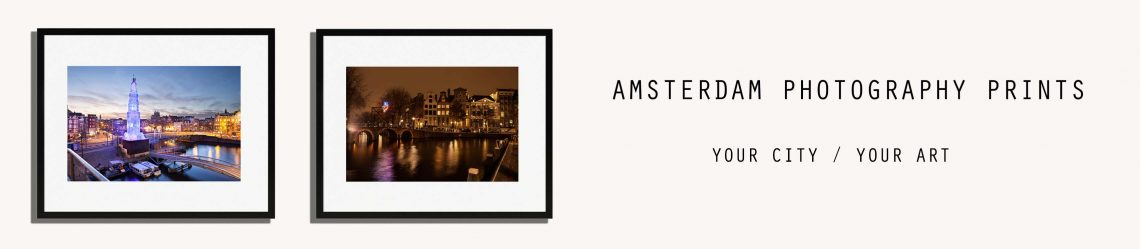 Capture Amsterdam - Amsterdam Photography Prints