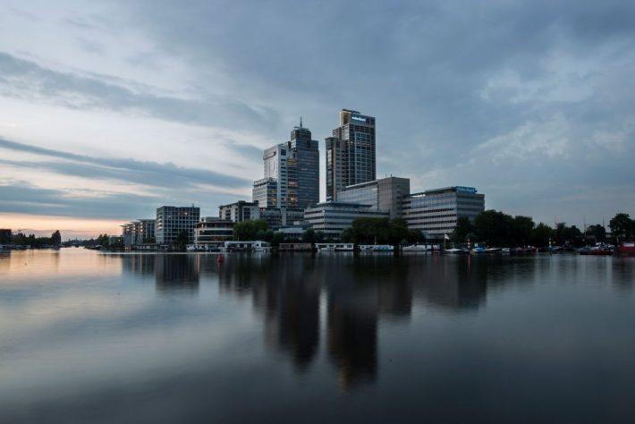 Rebrandt Tower - Copyright Janus van den Eijnden