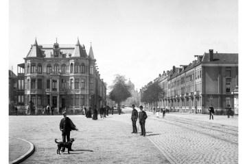Capture Amsterdam & Stadsarchief Amsterdam gebroeders douwes sarphatistraat