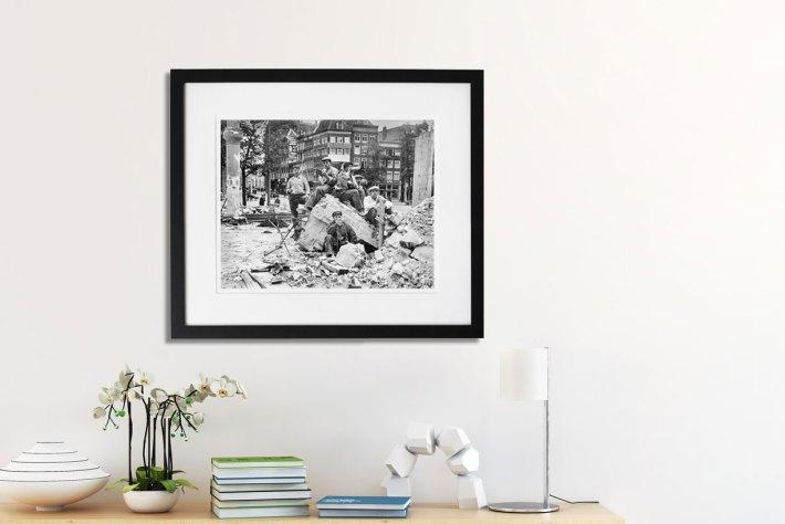 Capture Amsterdam - Stadsarchief Amsterdam - Nieuwezijds Voorburgwal