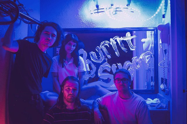 Gouge Away Illuminates The Heart Of Punk Music On Their New Record 'Burnt Sugar'