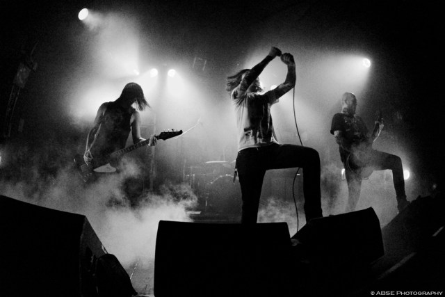 The Secret Crack Open And Explain The Night On Their Thrashing New 'Lux Tenebris' EP