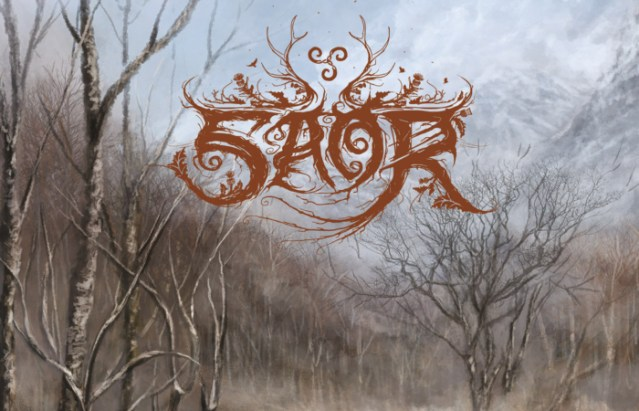 Check Out The Forest's Abyss With Saor's New Earthy Black Metal 'Forgotten Paths'