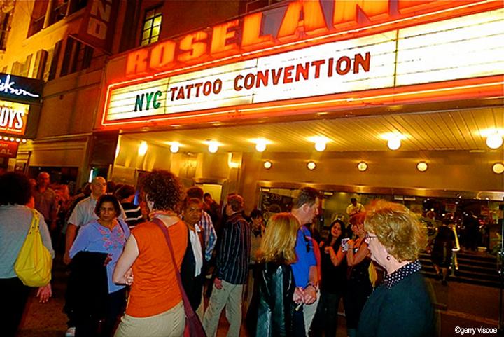 ©gerry viscoe NYC Tattoo convention 09