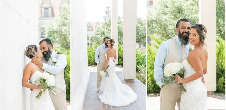 Alicia + Timothy Alaniz Wedding