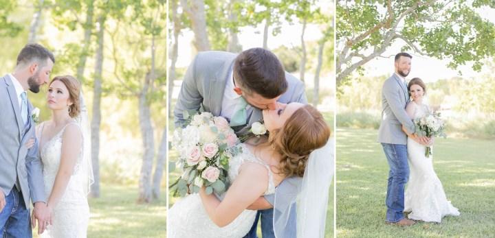 Daylyn + John Hunt Wedding