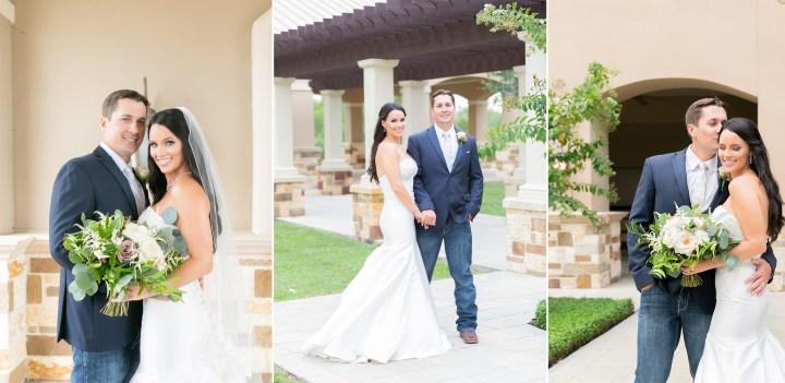 Syndal + Randy Morris Wedding