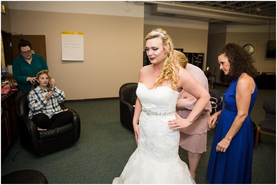 Clint Ashley Grace Chapel Wedding Englewood Colorado Wedding