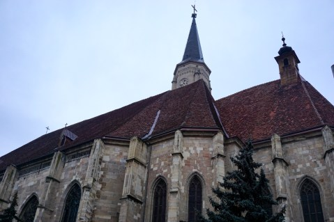 St. Michael's Church, Winter