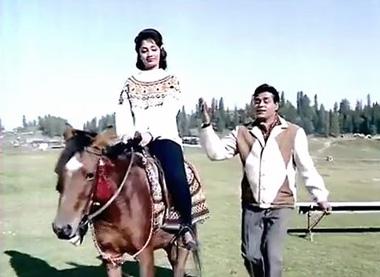 bolywood movie in kashmir
