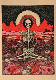 psychedelic_lotus_pose_skeleton
