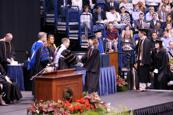 Christina Graduation 15