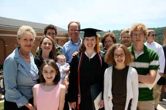 Christina Graduation 16