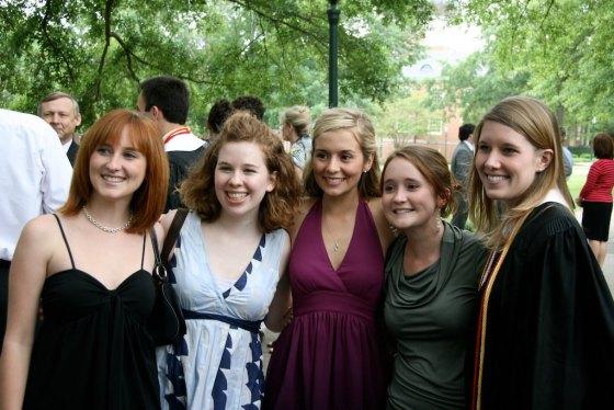 Christina Graduation 3