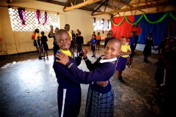 Ballroom dancing in Uganda? I was absolutely amazed, I cannot wait to post a video I made of these children having the time of their life!