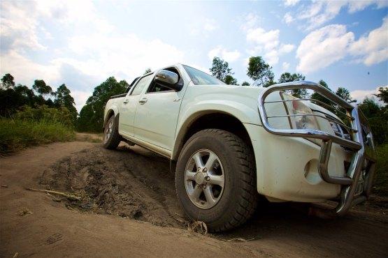 The Uganda countryside 27