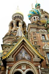 The Church of the Savior on Spilled Blood 10