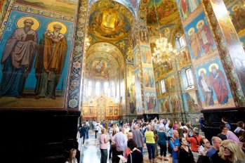 The Church of the Savior on Spilled Blood 4