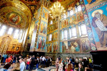 The Church of the Savior on Spilled Blood 7