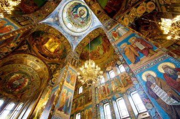 The Church of the Savior on Spilled Blood 8