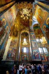 The Church of the Savior on Spilled Blood 9