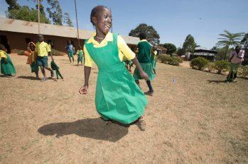 Sarah Wambrni Wamalwa loves playing Yes Sister