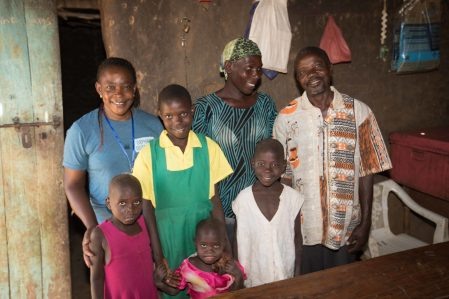 Through counseling with school social worker Ayumi Elizabeth, Linah's parents and family are reunited and have new hearts for each other. Family preservation is so critical here to reduce the growing number of orphans.