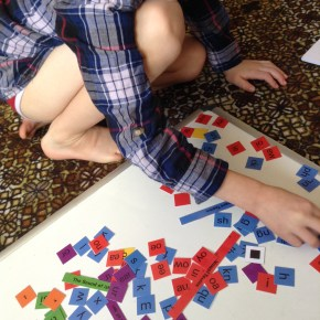 structuring an academic education: a six year old
