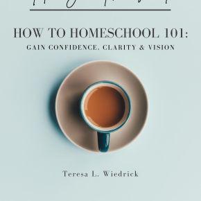 Top Ten Things I want as a Homeschool Mom