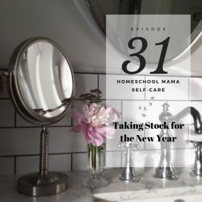 taking stock: your past year in review & planning for your new year ahead