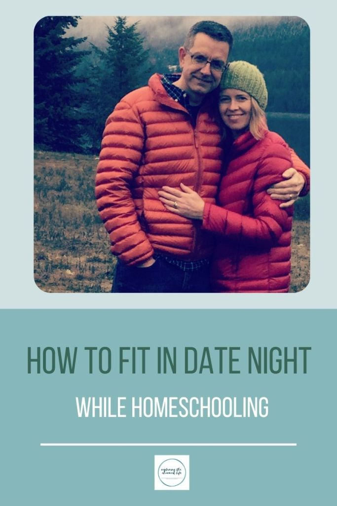 How to fit in date night Capturing the Charmed Life