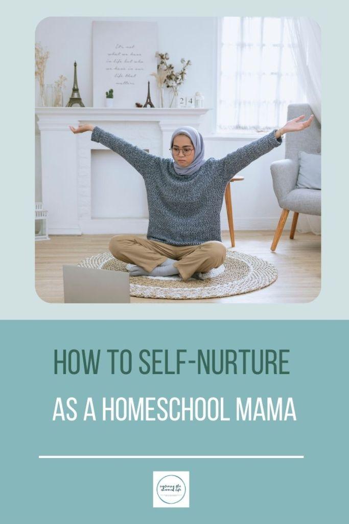 self-nurture mama