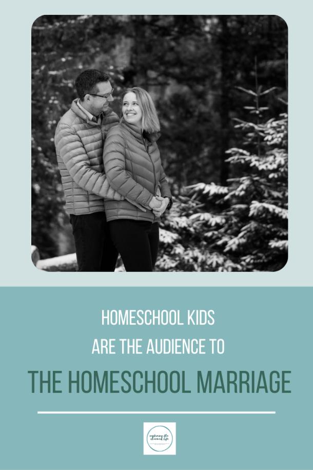 the homeschool marriage