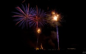 Caorle fuochi artificiali