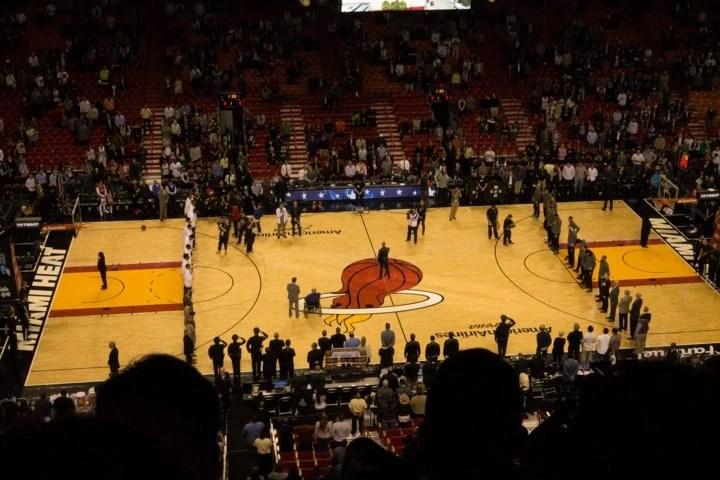 Vedere una Partita NBA
