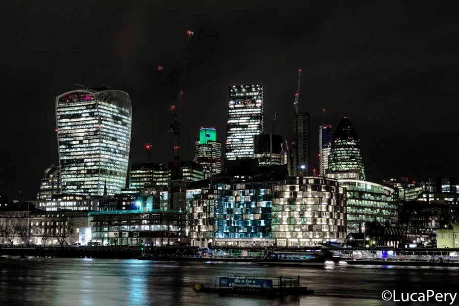 Cosa vedere Lungo South Bank Londra